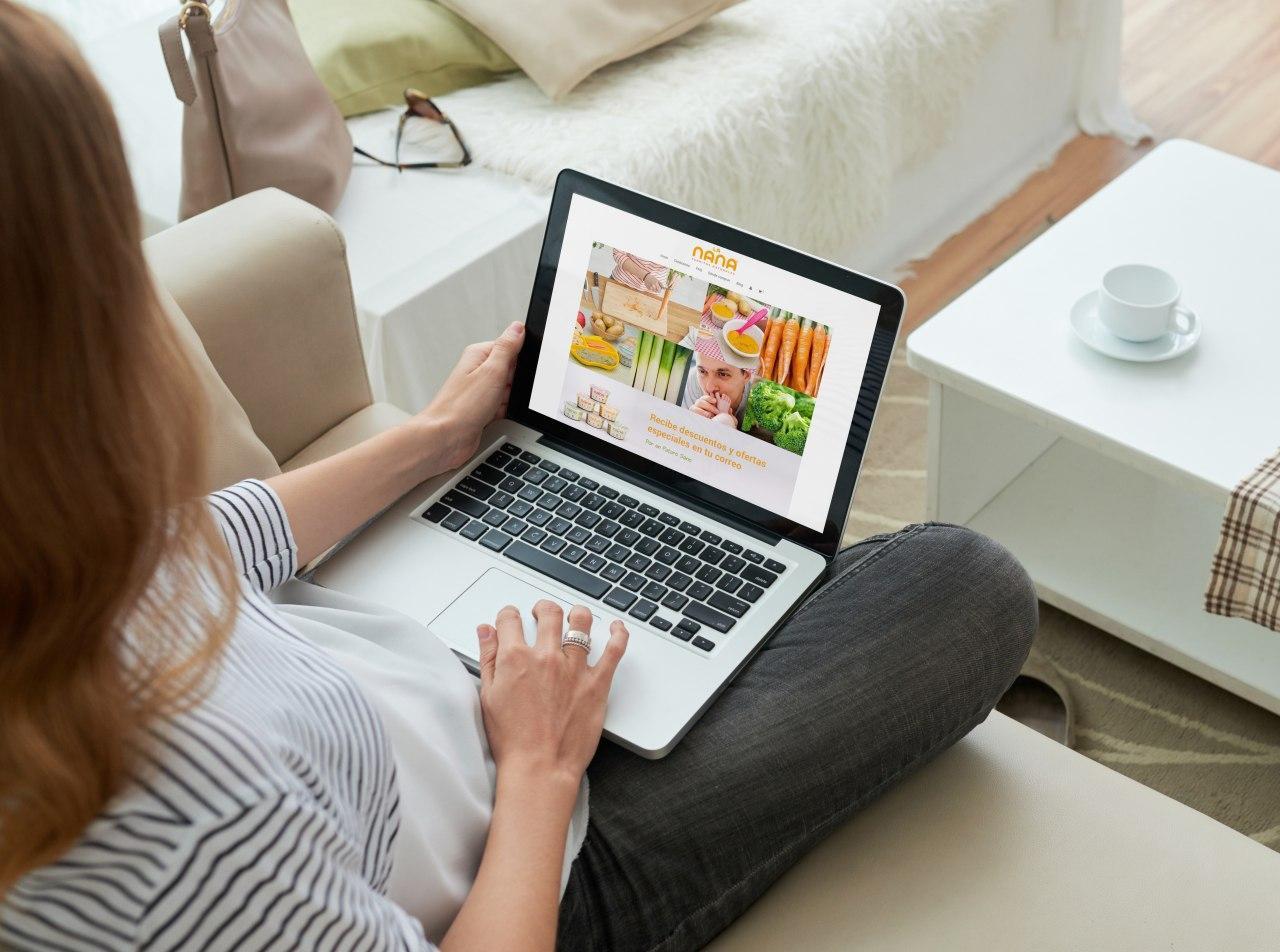 Cómo vender productos frescos por internet