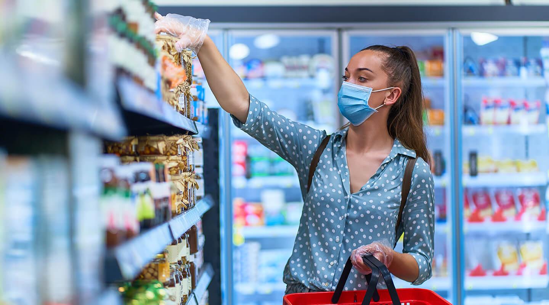 El consumidor prefiere comprar más rápido y saludable en la nueva normalidad